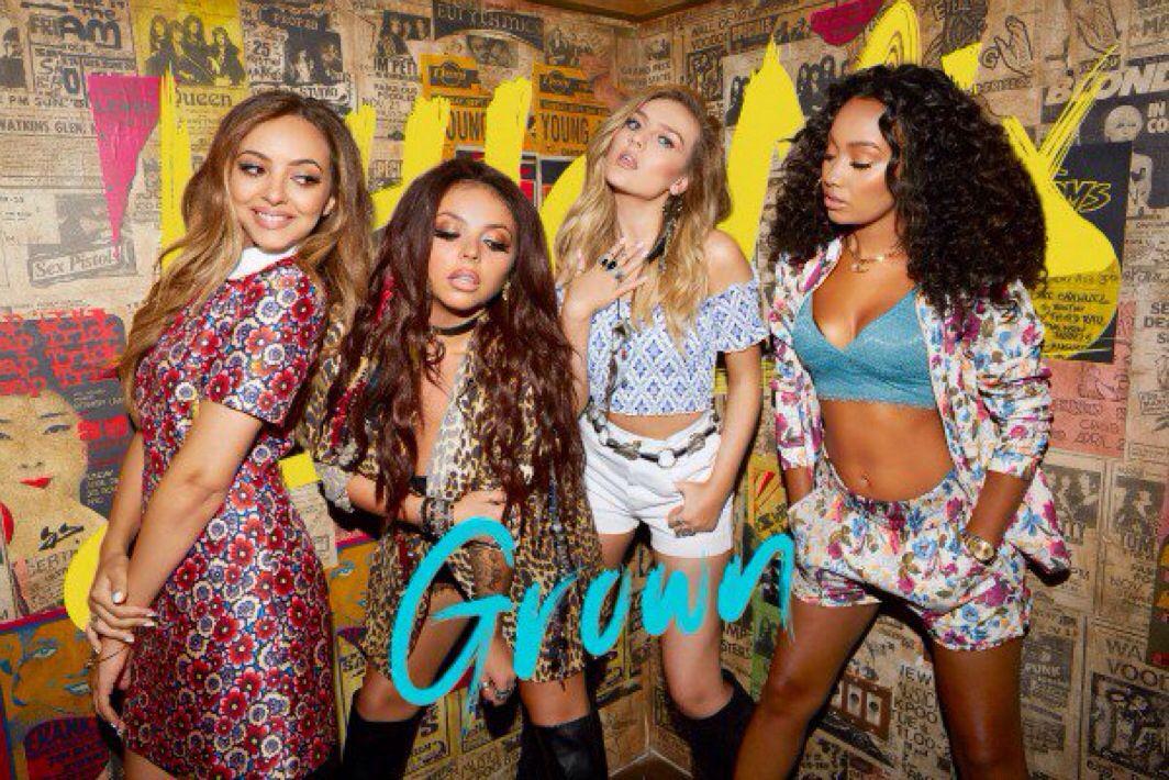 Little Mix - Grown