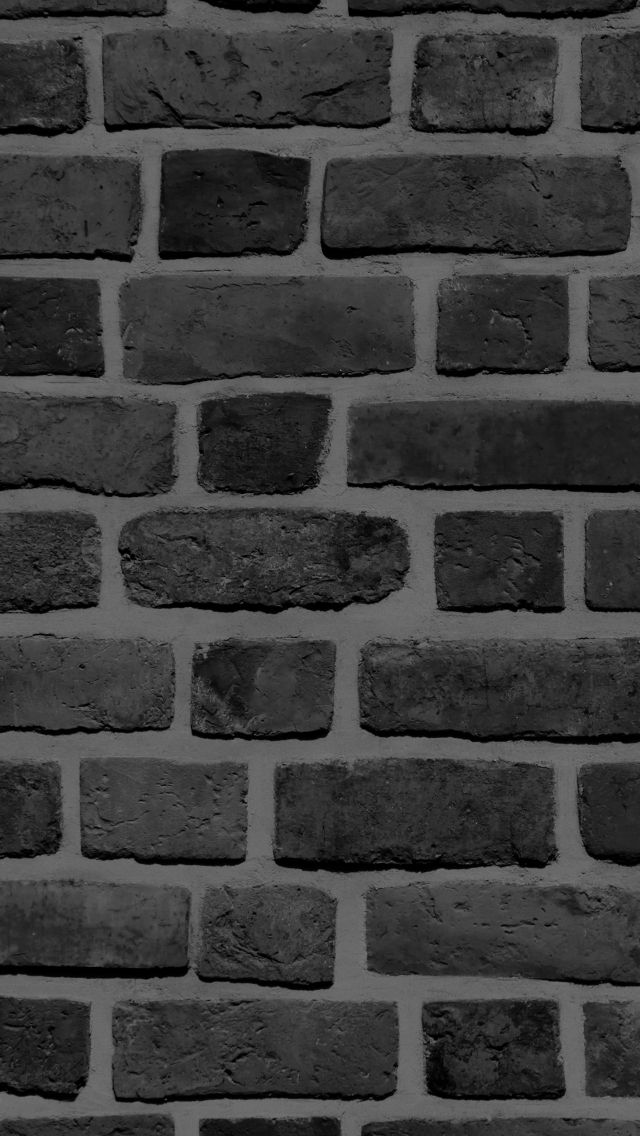Download Free Hd Wallpaper From Above Link Dark Brick Pattern Blackandwhite Black Wallpaper Black Wallpaper Iphone Brick Texture