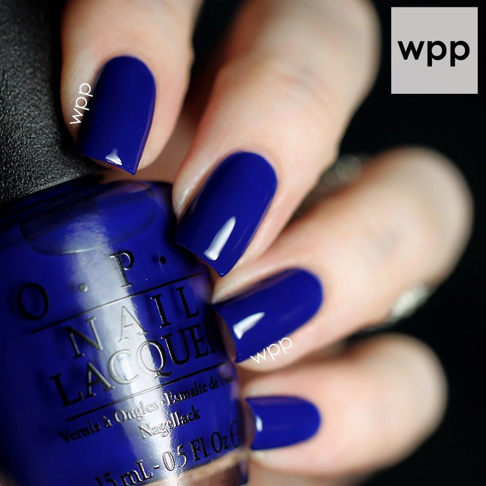 Opi Brights Collection My Car Has Navi Gation Nail Polish