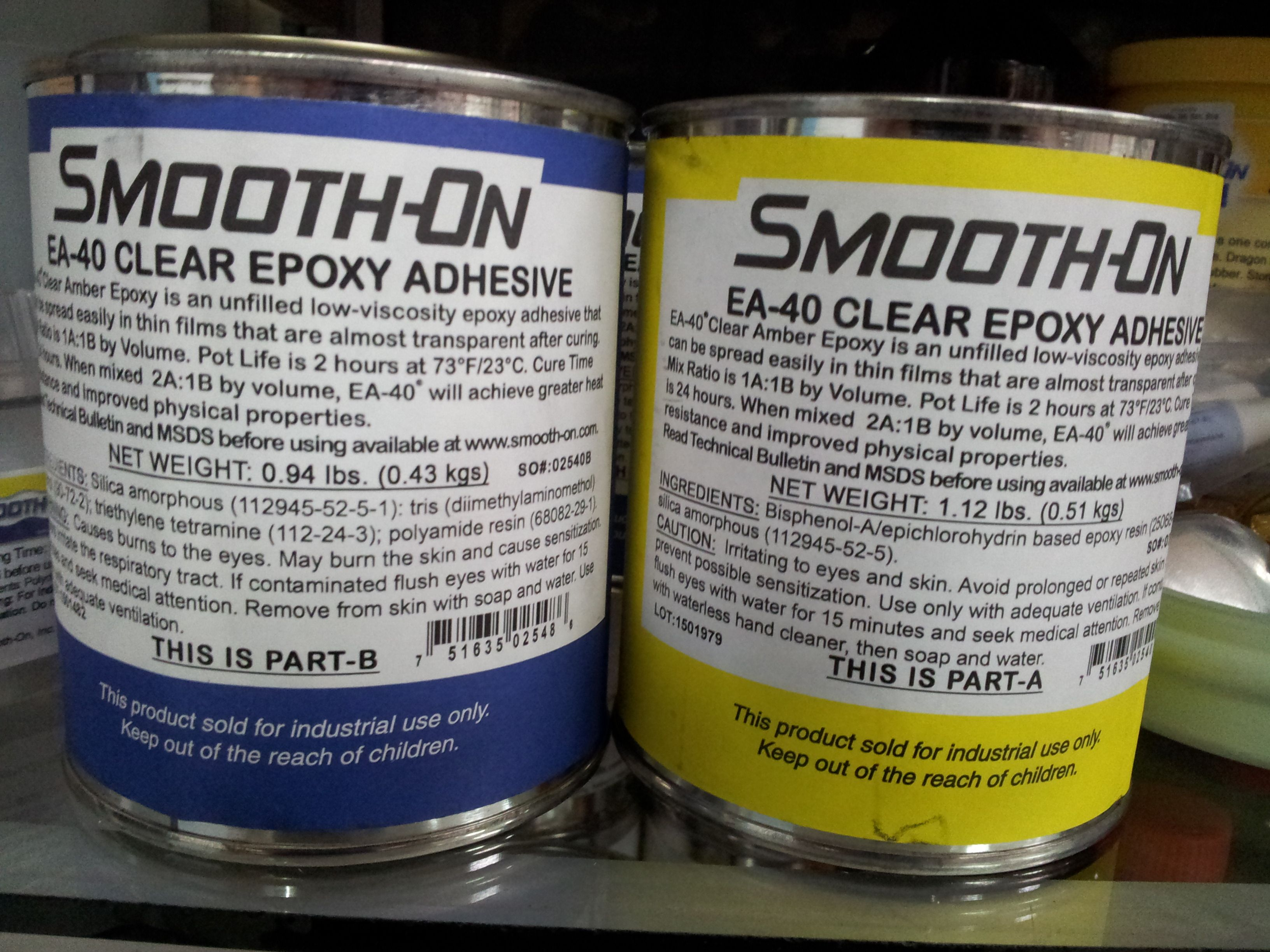 Ea 40 From Smoothon Is A Flexible Low Viscosity Epoxy For Bow Lamination  As Zoom Xb1 Notion) How To Delete