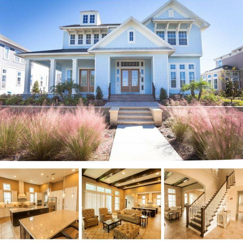 8919 BRATTAIN ST ORLANDO FL 32827 Laureate Park Real Estate Luxury Homes For