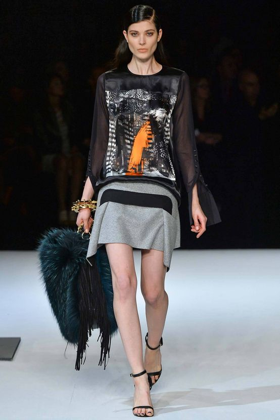 Just Cavalli Fall 2014 Ready-to-Wear Fashion Show: Runway Review ...