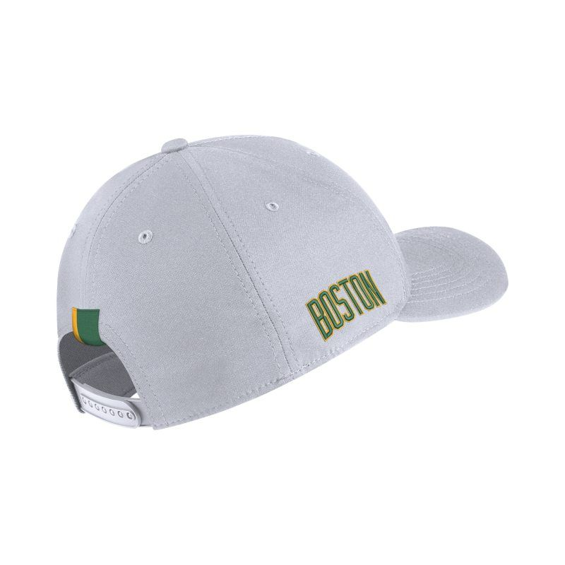 good service lowest price official site Boston Celtics City Edition Nike AeroBill Classic99 NBA Hat ...