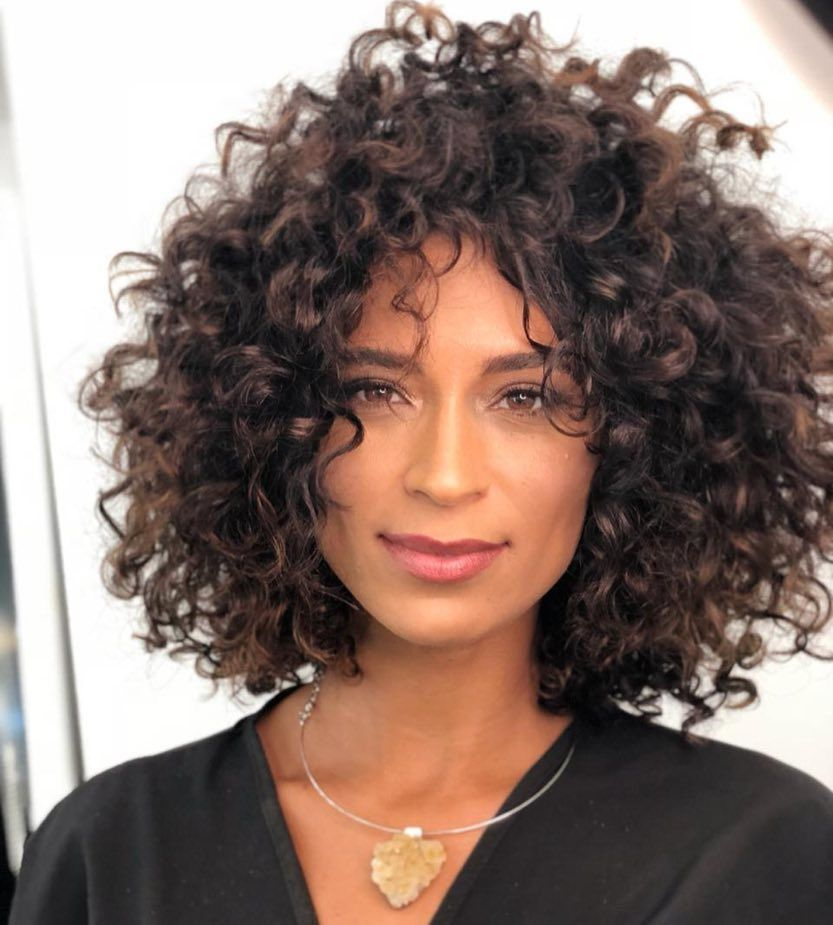 Pin On Curly Hairstyles