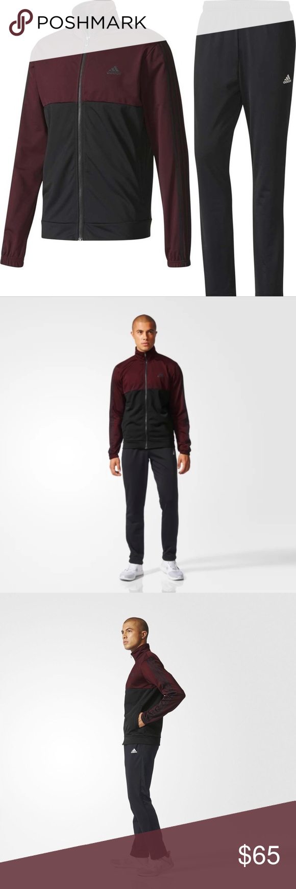 316b428e26da Adidas Men Size M Tracksuit BQ8357 Brand New