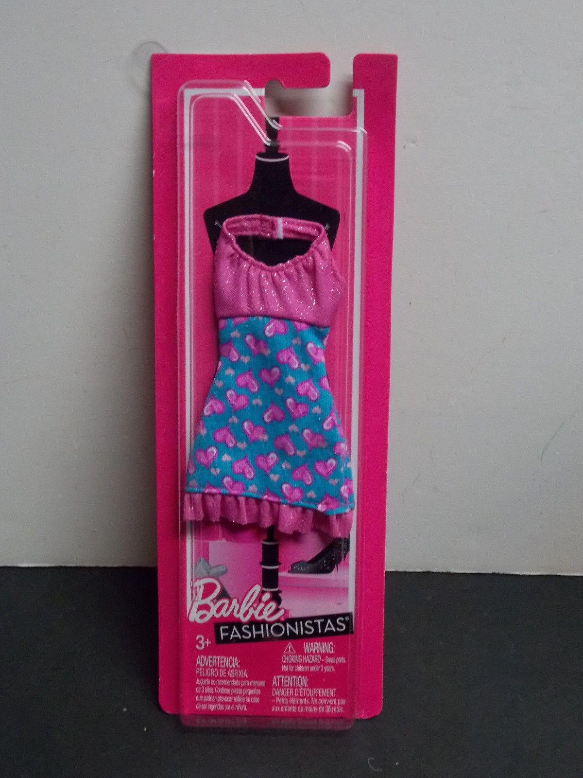 Mattel Barbie Fashionista Lot of New Items Barbie Ken ...