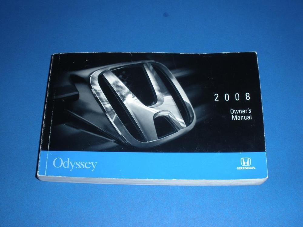 2008 honda odyssey owners manual book guide owners manuals pinterest rh pinterest com 2008 Honda Odyssey Shop Manual 2008 honda odyssey owners manual download