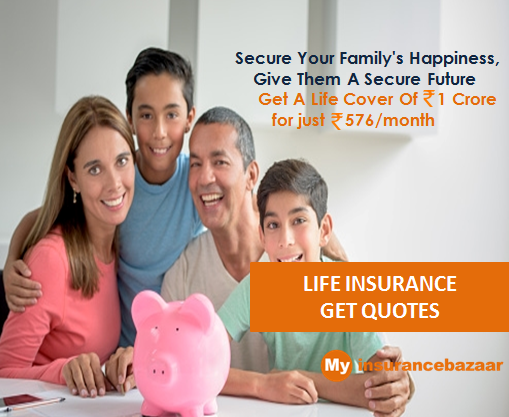 Give your family a secure future, secure them today at