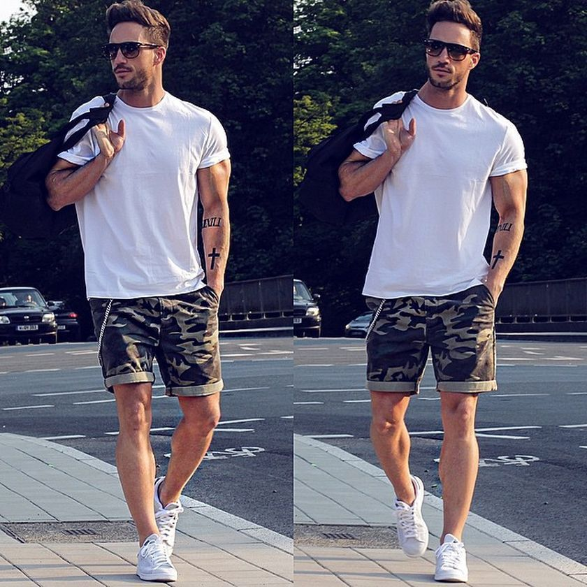 e5e943f0116 This Mens summer casual short outfits worth to copy 63 image is part from  75 Best
