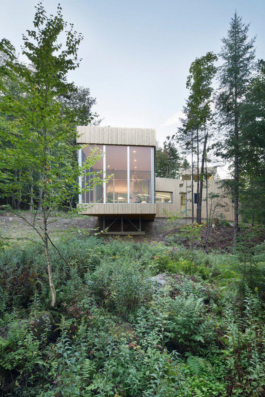 House On Lac Grenier Picture Gallery Maison Du Lac