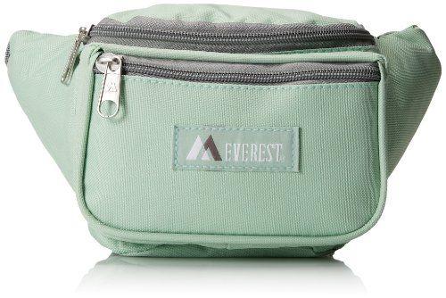 Pheasant Floral Sport Waist Bag Fanny Pack Adjustable For Travel