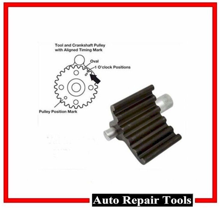 Engine Timing Set for VW Audi 1.9 and 2.0 DOHC TDI T10050 T10100 T20102