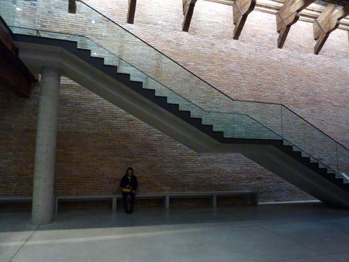 Podio punta della dogana un museo por tadao ando for Tadao ando venezia