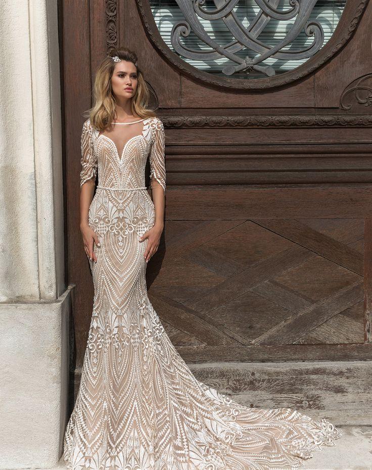 Randy Fenoli Bridal Spring 2018 Wedding Dresses — New York Bridal Fashion Week Runway Show