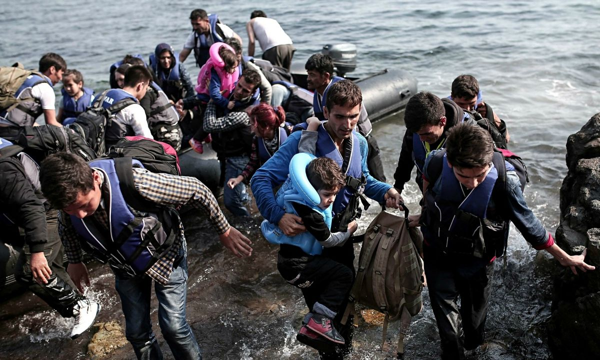 Thanks To Pandering And Fearmongering Syrian Refugees Are Now