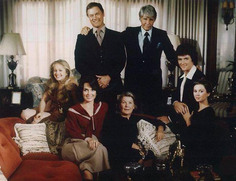 The first dallas ewing family portrait 1978 dallas pinterest dallas dallas tv and - Dallas tv show family tree ...