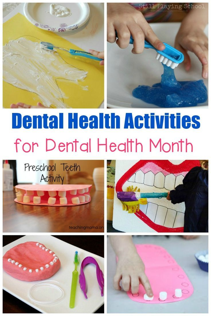 Kg Near Me >> 15 Exciting Dental Health Activities for Kids | Teaching ...