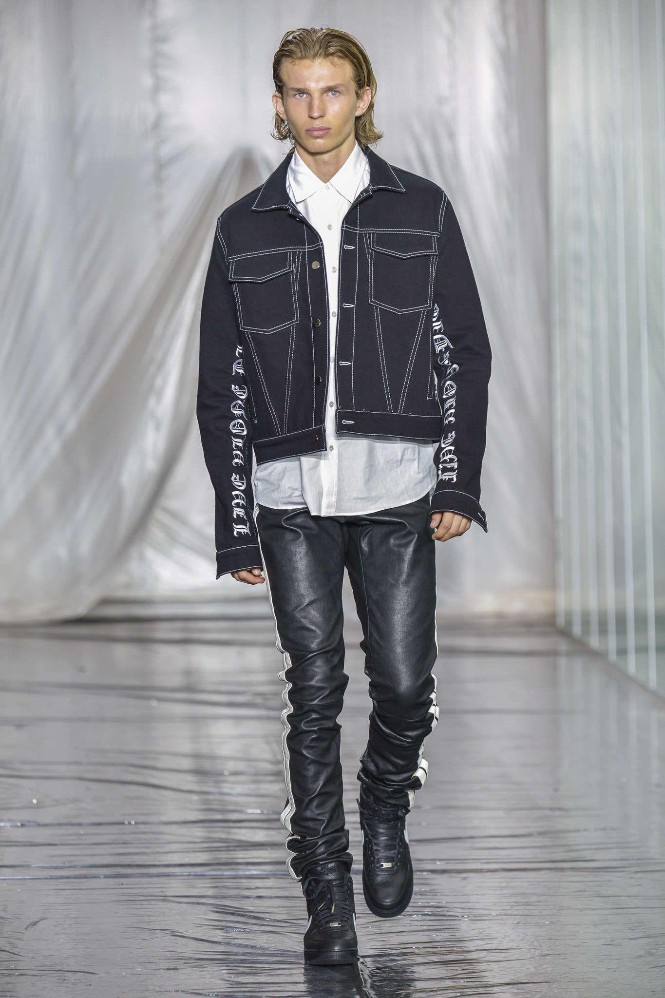 6bc6ba8fd7a3 Vlone - Spring-Summer 2018 Paris Menswear