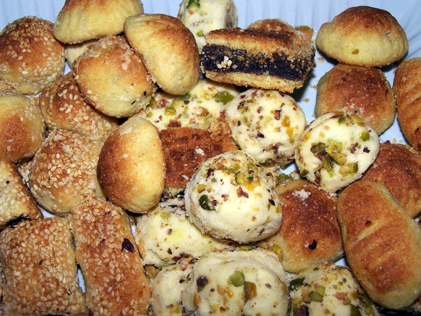 lebanese christmas cookies   Farho Family Blog: Lebanese Christmas Cookies