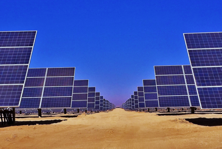 Australia S Largest Solar Plant Is Slated To Be Built In New South Wales Nsw Early Next Year Maoneng Australia And Decmil Solar Projects Solar Solar Panels