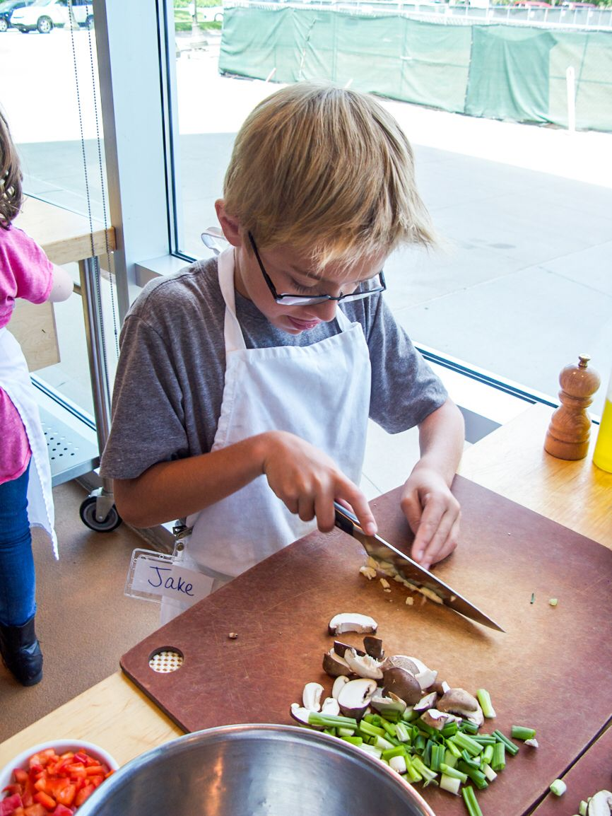 Kids summer camp at Kitchen Table Cooking School. Greenwood Village ...