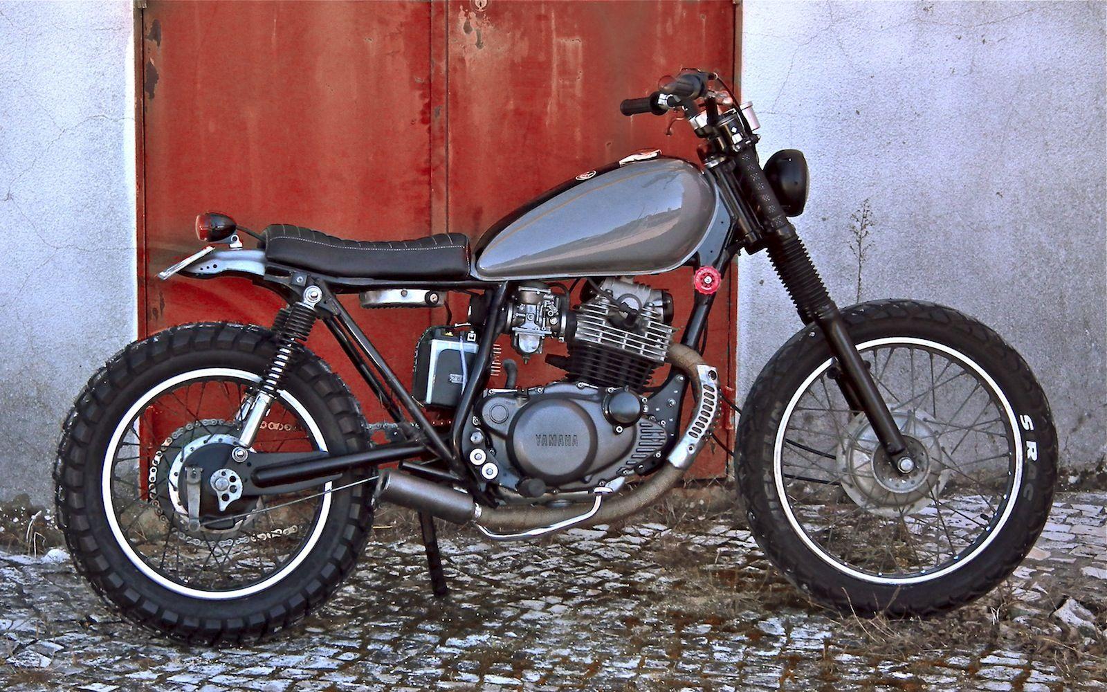 Lab 29 Yamaha Motos Moteros