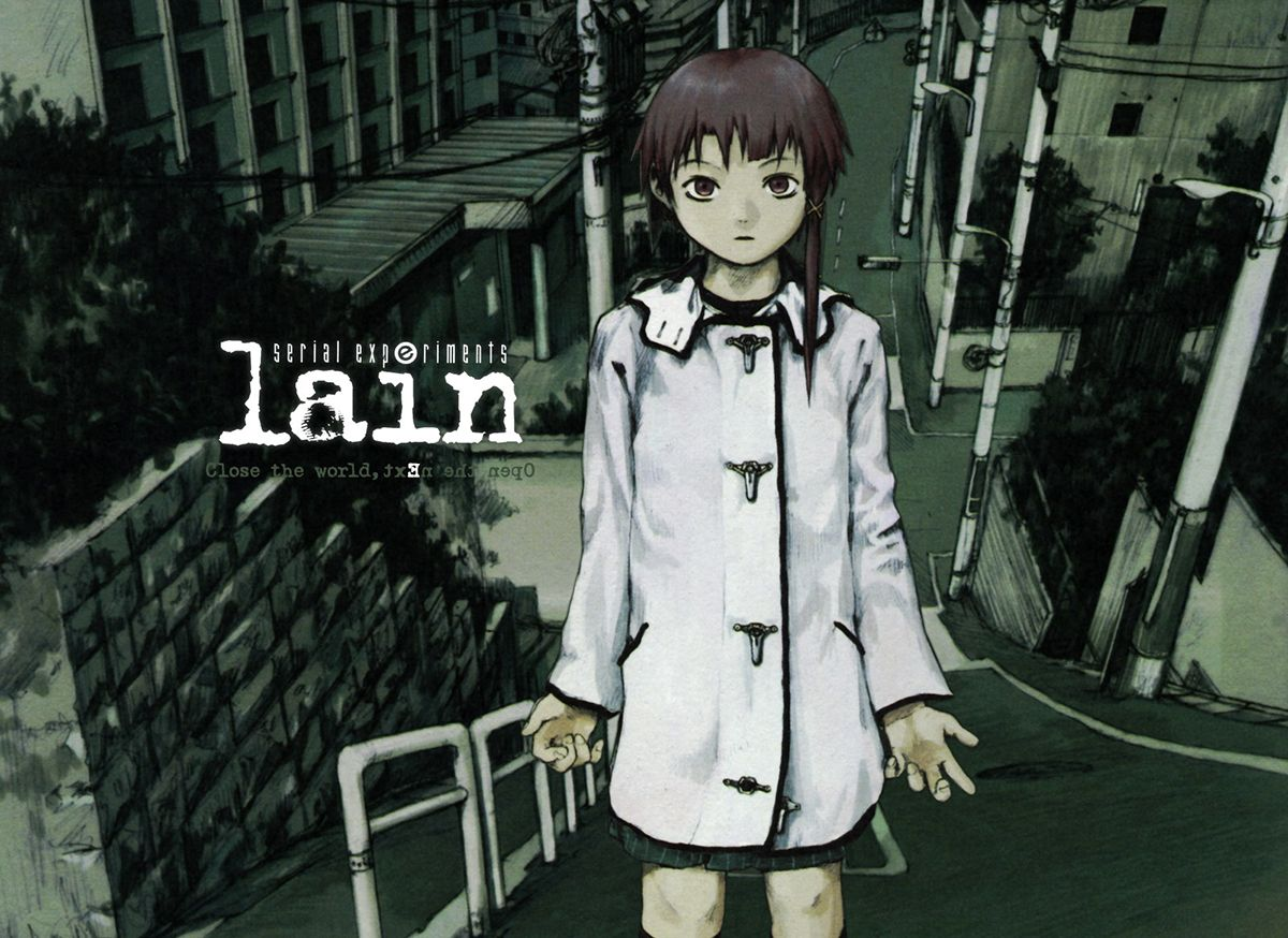 Serial Experiments Lain | Anime release, Anime shows, Experiments
