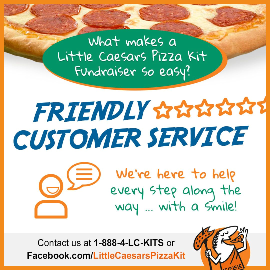 little caesars fundraising coupon code