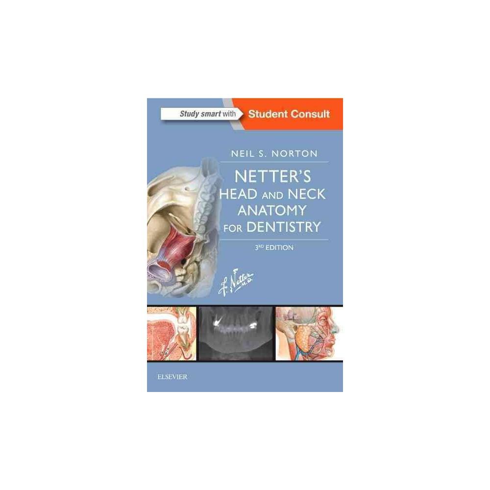 Netter\'s Head and Neck Anatomy for Dentistry (Paperback) (Ph.d. Neil ...
