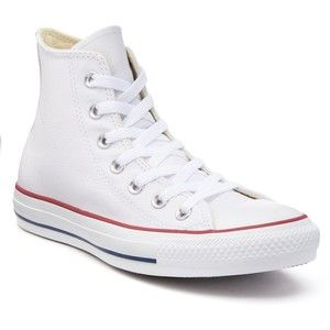 Adult Converse Chuck Taylor All Star Leather High-Top Sneakers ... 18e361980