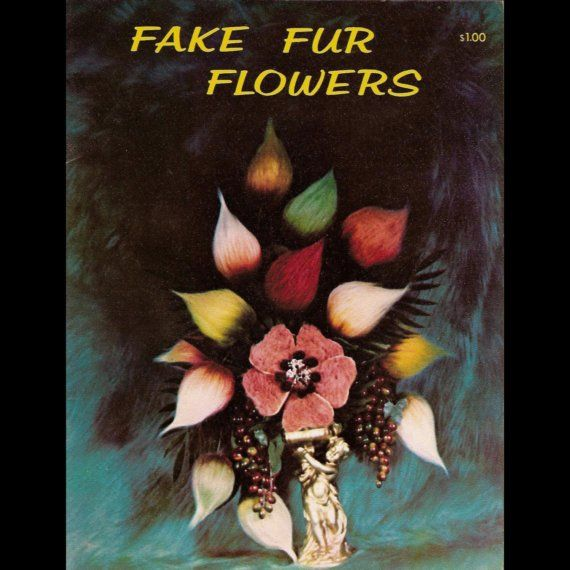 These flowers were huge in the 70s.
