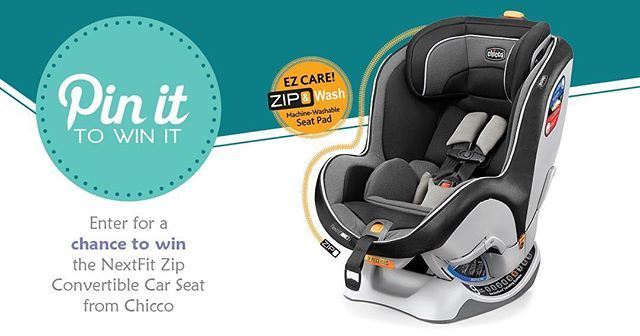 We're partnering with BabySafetyZone for a great new giveaway. Pin It to Win It for a NextFit Zip Convertible carseat in the Notte fashion. Contest ends July 30: http://bit.ly/299ucqb #chicco #carseat #carseatsafety #nextfit #contest #baby