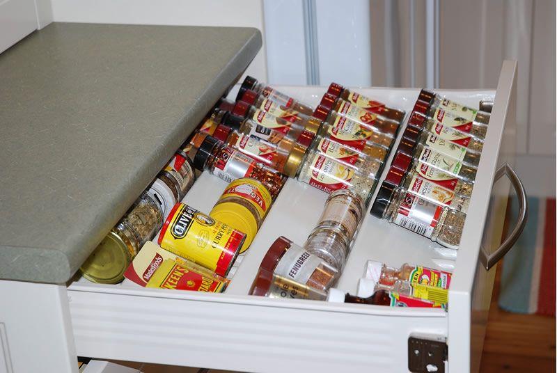 Cupboard Storage Ideas Kitchen