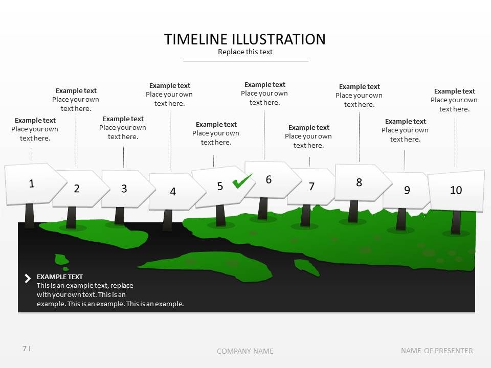 HereS How To Present A Timeline In A Presentation Powerpoint