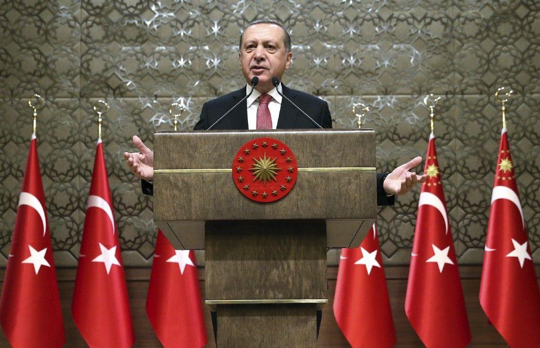 Turkey's Erdogan was a fan of Trump's hostile press