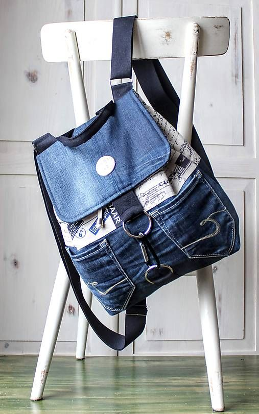 Retro ruksak #retroideas