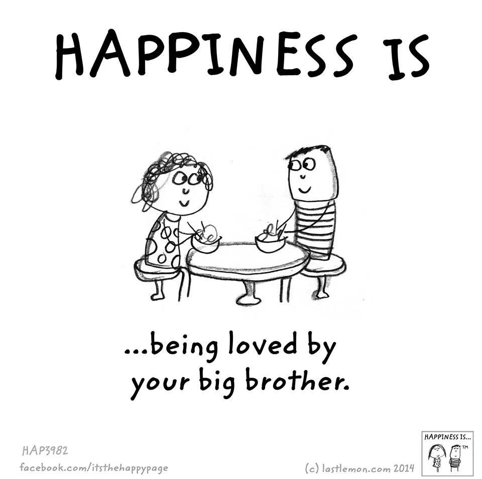 Pin By Marcy Passarelli On Be Happy Brother Birthday Quotes Happy Quotes Little Boy Quotes