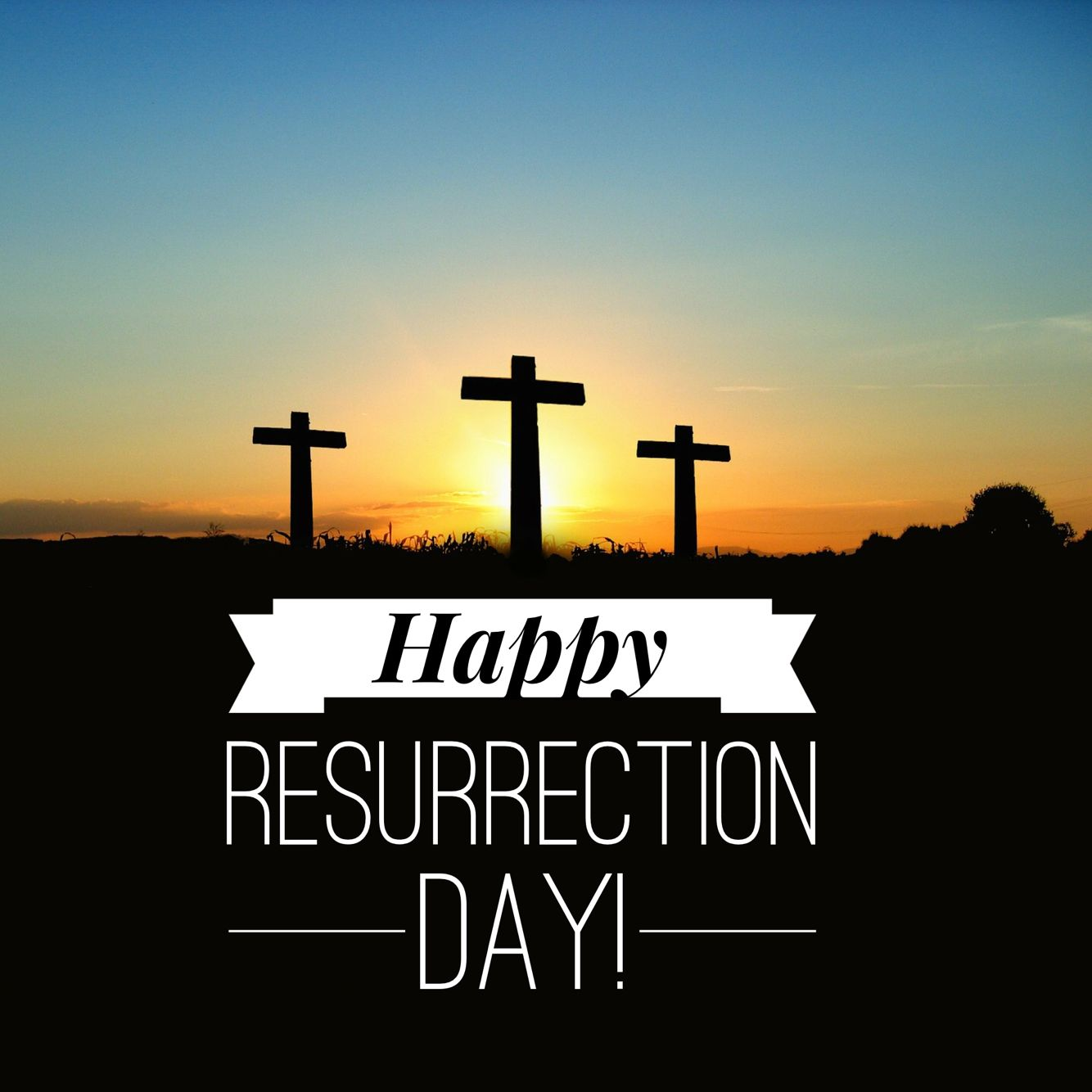 Happy Easter Happy Resurrection Day May You Experience The