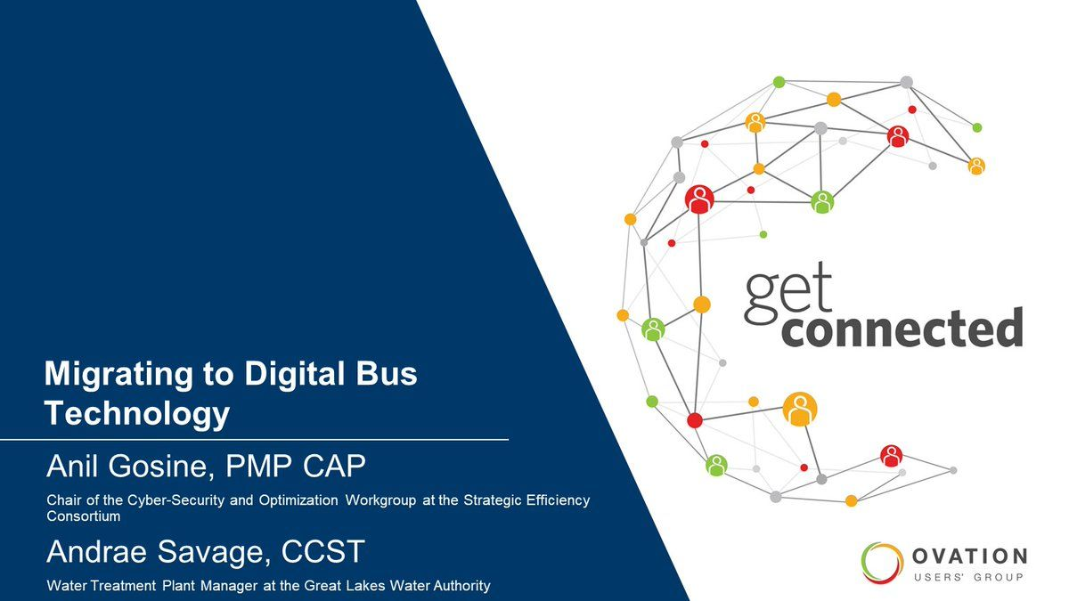 'Migrating to Digital Bus Technology Paper' at the 2018