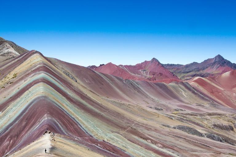 Vinicunca, también se llama Montaña de Siete Colores