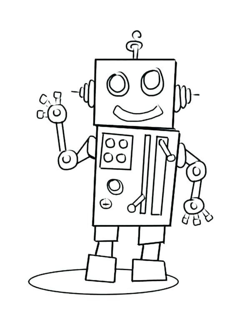 Girl Robot Coloring Pages Robot Coloring Pages Robotsforkids Coloring Pages For Kids Maker Fun Factory Vbs Coloring For Kids