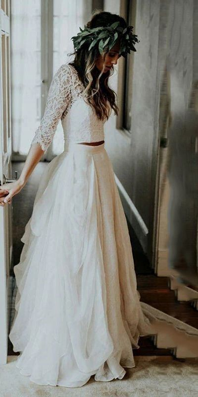 Photo of Wedding dress beach #dressforbraid – #dressforbraid #Wedding …