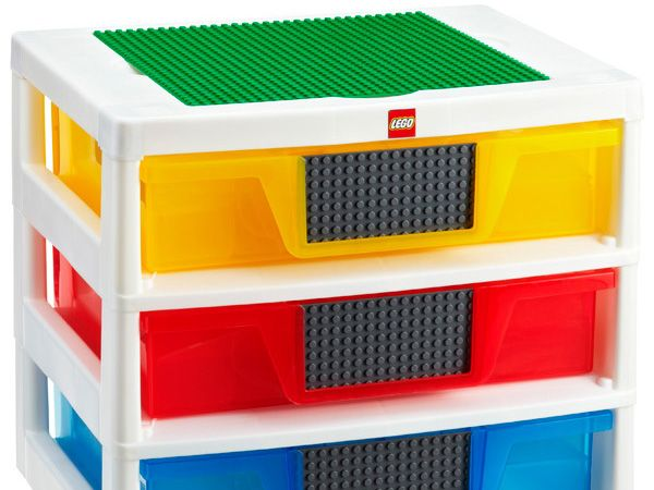 Awesome An Imposing Collection Of 23 Lego Storage Ideas