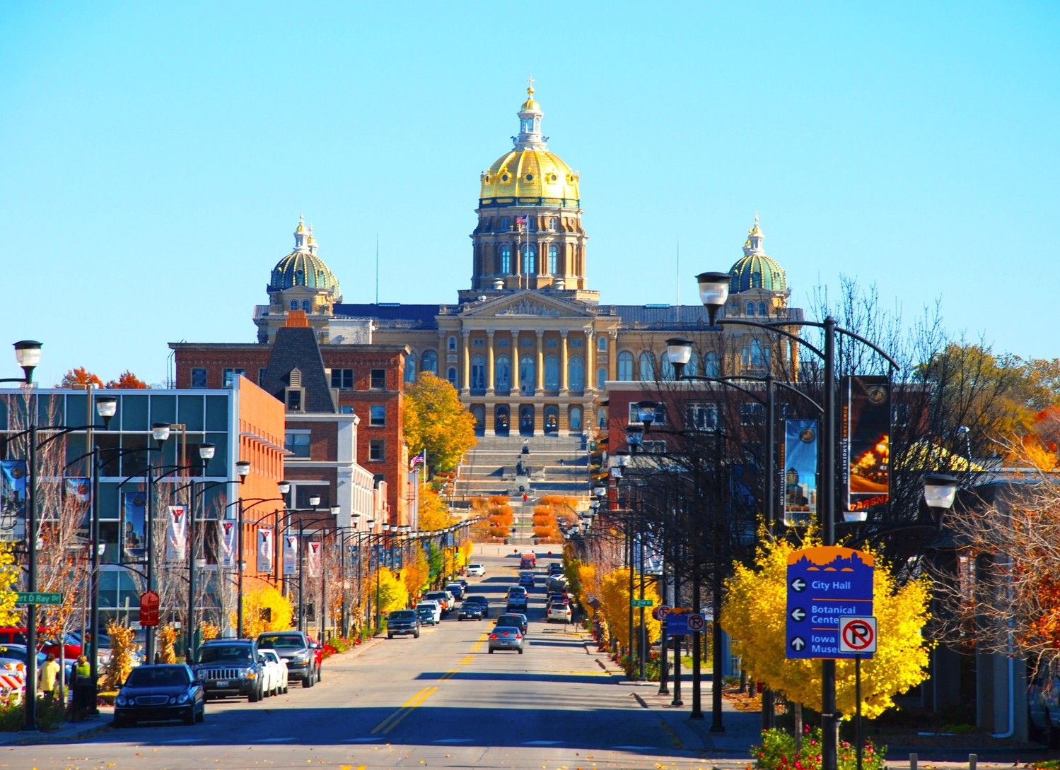 Capital building, Des Moines, IA | Iowa | Iowa state, Des ...