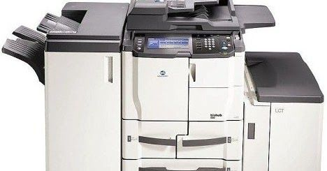 Konica Minolta Bizhub 600 Printer Driver Download | Printers