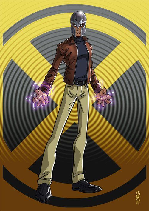 Magneto First Class