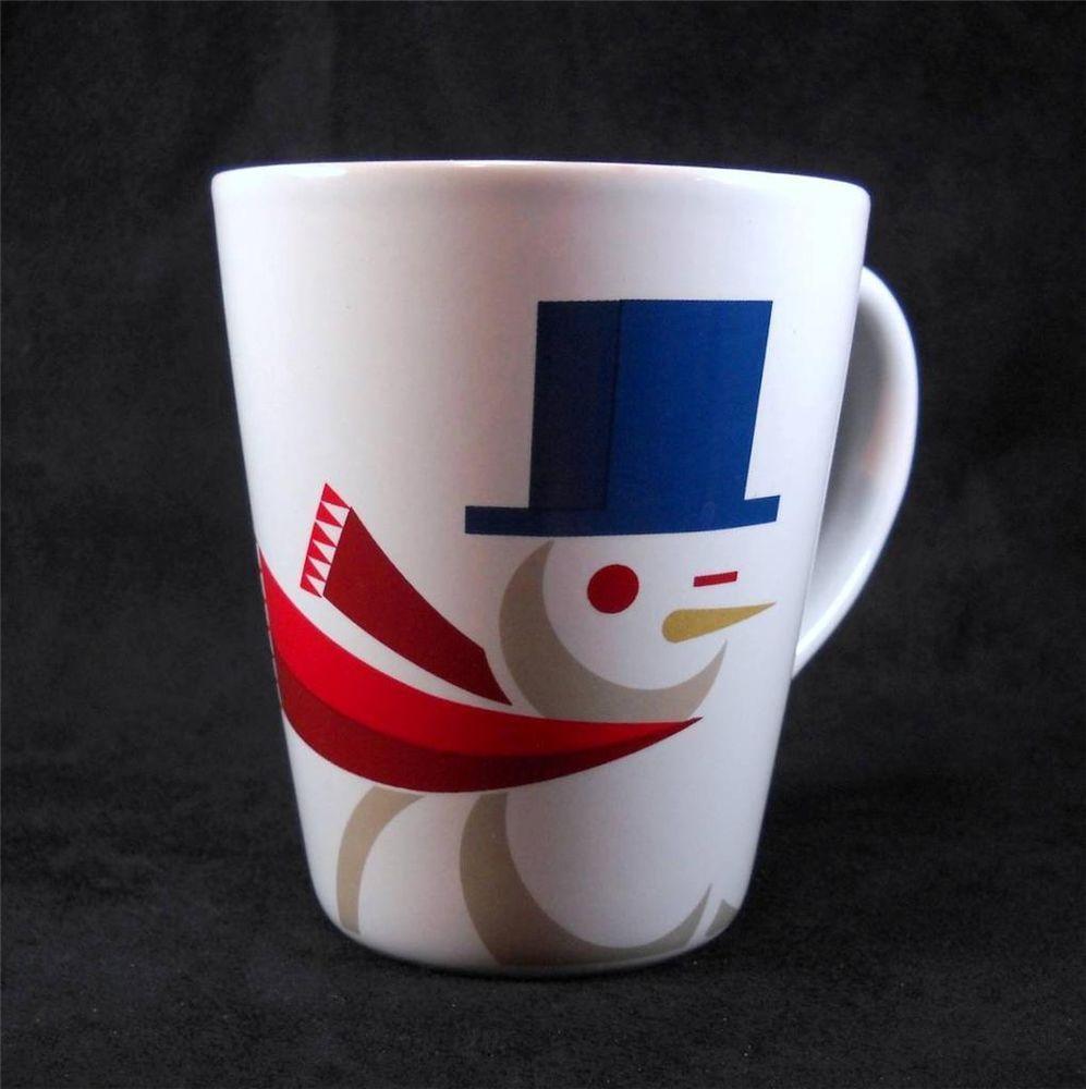 Starbucks Christmas Coffee Mugs.Details About 2012 Starbucks Red Christmas Coffee Mug Cup