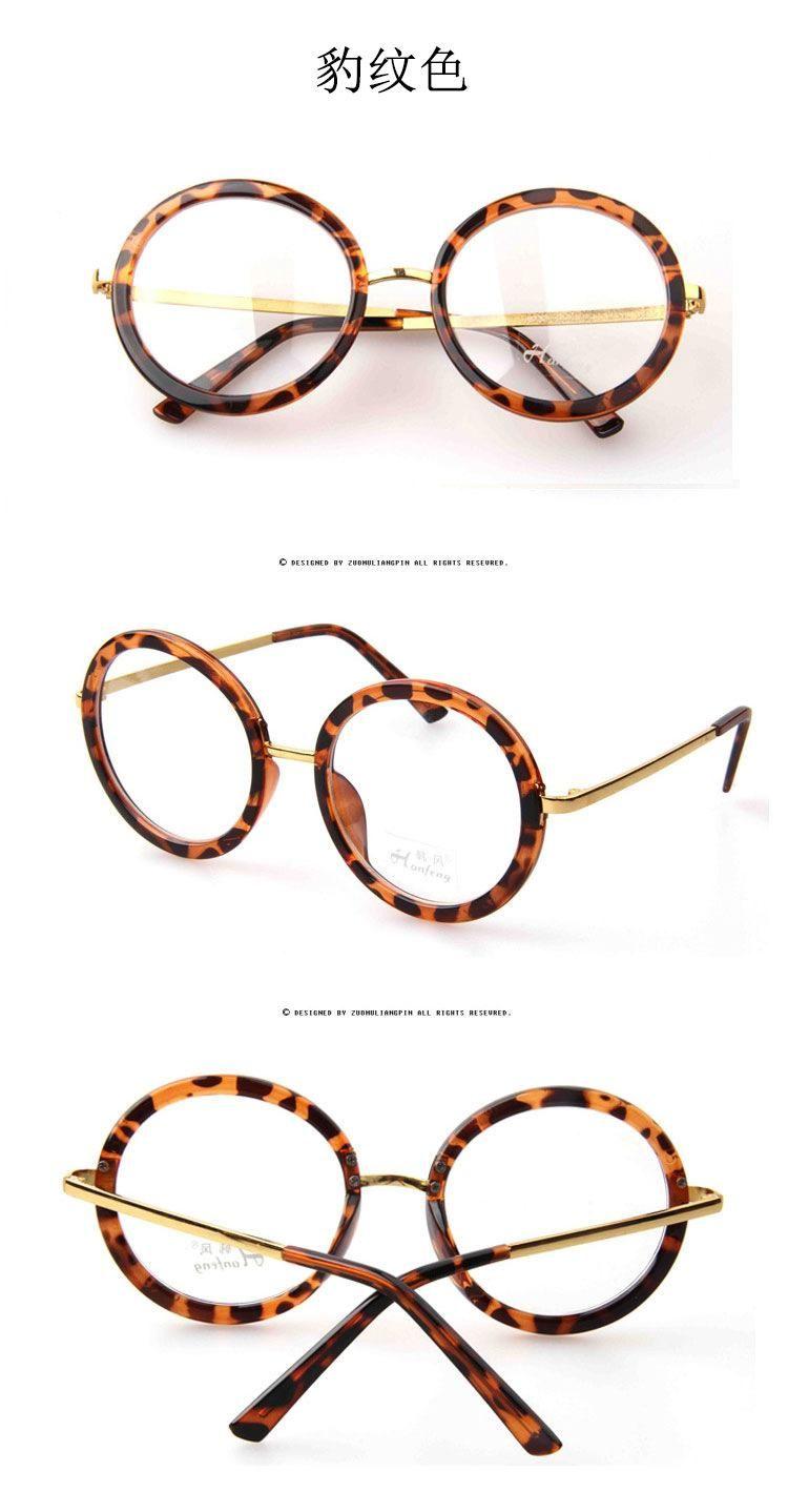 prince retro trend when the great circle frame mirror glasses wholesale wholesale wholesale manufacturersmirror discount eyeglass - Discount Eyeglasses Frames
