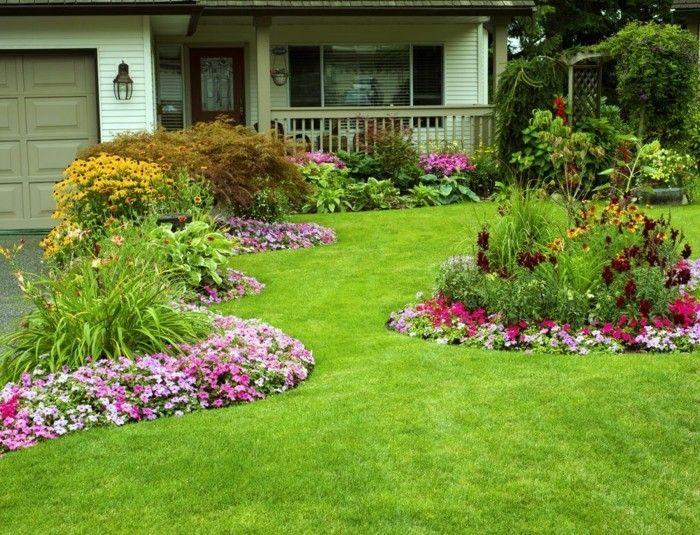 AuBergewohnlich Gartengestaltung Ideen   111 Ausgefallene Gestaltungsideen Für Einen  Auffälligen Garten | Gardens