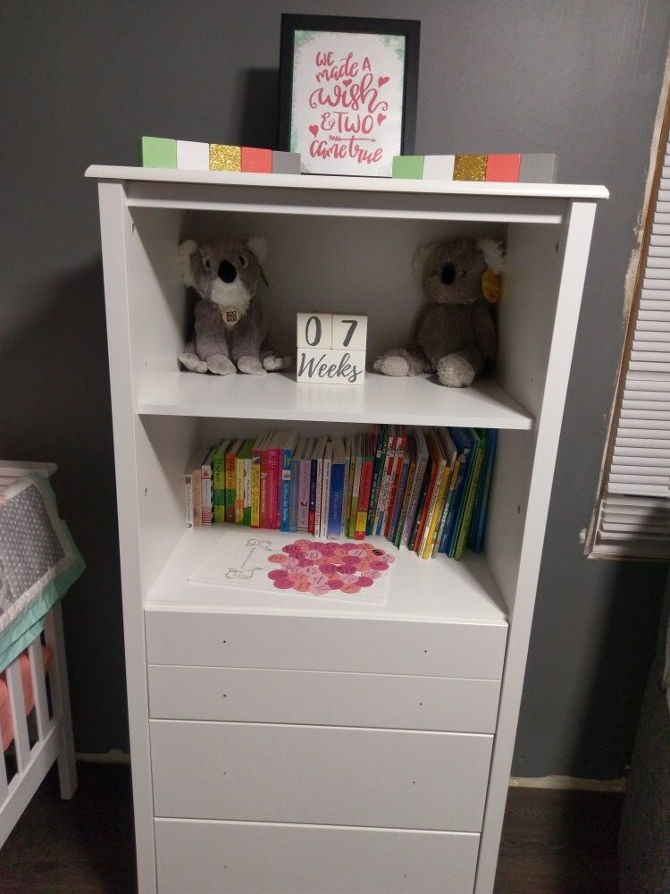 Pleasant Taller Dresser For Our Girls Room Thomas Twin Girl Baby Download Free Architecture Designs Grimeyleaguecom
